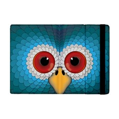 Bird Eyes Abstract Ipad Mini 2 Flip Cases