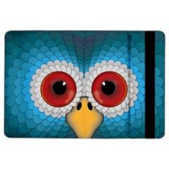 Bird Eyes Abstract iPad Air 2 Flip