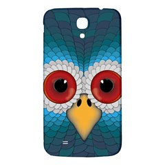 Bird Eyes Abstract Samsung Galaxy Mega I9200 Hardshell Back Case