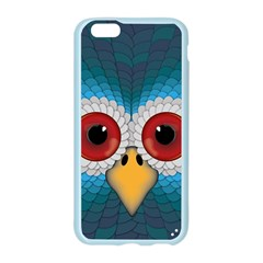 Bird Eyes Abstract Apple Seamless iPhone 6/6S Case (Color)