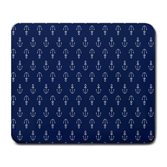 Anchor Pattern Large Mousepads