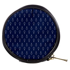 Anchor Pattern Mini Makeup Bags
