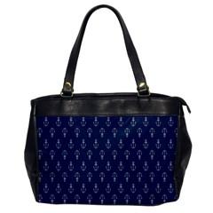 Anchor Pattern Office Handbags