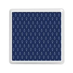 Anchor Pattern Memory Card Reader (square)
