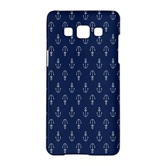Anchor Pattern Samsung Galaxy A5 Hardshell Case