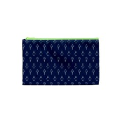 Anchor Pattern Cosmetic Bag (XS)