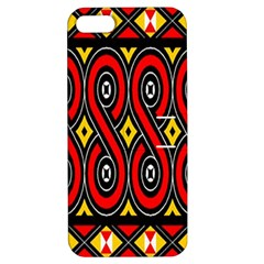 Toraja Traditional Art Pattern Apple Iphone 5 Hardshell Case With Stand