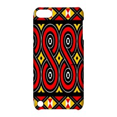 Toraja Traditional Art Pattern Apple Ipod Touch 5 Hardshell Case With Stand