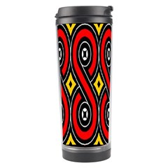 Toraja Traditional Art Pattern Travel Tumbler