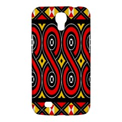 Toraja Traditional Art Pattern Samsung Galaxy Mega 6 3  I9200 Hardshell Case