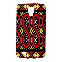 Toraja Traditional Art Pattern Galaxy S4 Active