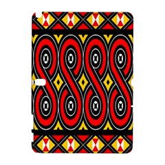Toraja Traditional Art Pattern Galaxy Note 1