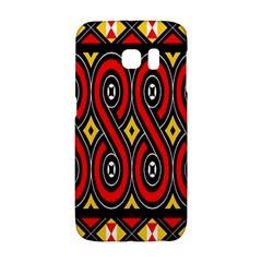 Toraja Traditional Art Pattern Galaxy S6 Edge