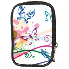 Butterfly Vector Art Compact Camera Cases
