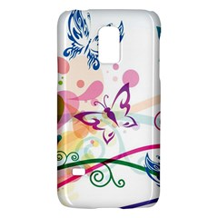 Butterfly Vector Art Galaxy S5 Mini