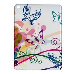 Butterfly Vector Art Ipad Air 2 Hardshell Cases