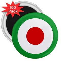 Iran Air Force Roundel 3  Magnets (100 pack)