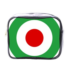 Iran Air Force Roundel Mini Toiletries Bags