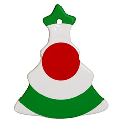 Iran Air Force Roundel Christmas Tree Ornament (Two Sides)