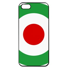 Iran Air Force Roundel Apple iPhone 5 Seamless Case (Black)