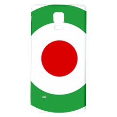 Iran Air Force Roundel Galaxy Note 4 Back Case