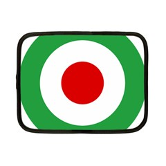 Iran Air Force Roundel Netbook Case (Small)