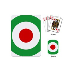 Iran Air Force Roundel Playing Cards (Mini)