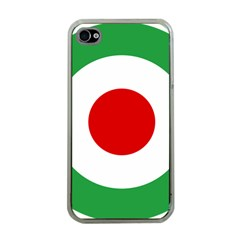 Iran Air Force Roundel Apple iPhone 4 Case (Clear)