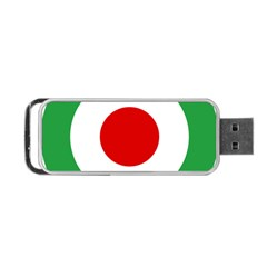 Iran Air Force Roundel Portable USB Flash (One Side)