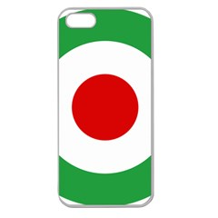 Iran Air Force Roundel Apple Seamless iPhone 5 Case (Clear)