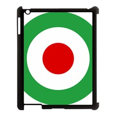 Iran Air Force Roundel Apple iPad 3/4 Case (Black)