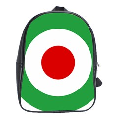 Iran Air Force Roundel School Bags (XL)