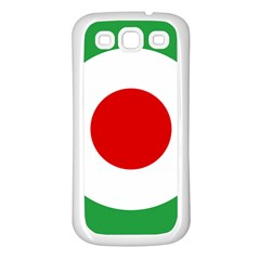 Iran Air Force Roundel Samsung Galaxy S3 Back Case (White)