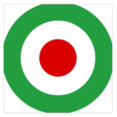 Iran Air Force Roundel Large Satin Scarf (Square)