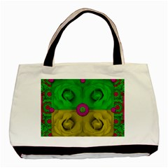Roses Of Pure Love Basic Tote Bag (Two Sides)