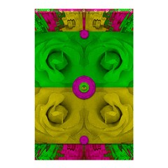 Roses Of Pure Love Shower Curtain 48  X 72  (small)