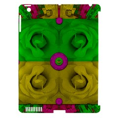 Roses Of Pure Love Apple iPad 3/4 Hardshell Case (Compatible with Smart Cover)