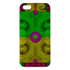 Roses Of Pure Love Apple iPhone 5 Premium Hardshell Case