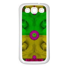 Roses Of Pure Love Samsung Galaxy S3 Back Case (white)