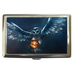 Owl And Fire Ball Cigarette Money Cases