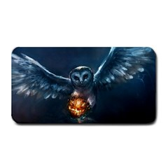 Owl And Fire Ball Medium Bar Mats