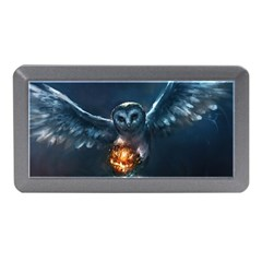 Owl And Fire Ball Memory Card Reader (mini)