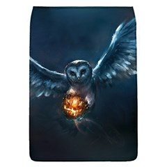 Owl And Fire Ball Flap Covers (s)
