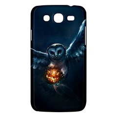 Owl And Fire Ball Samsung Galaxy Mega 5 8 I9152 Hardshell Case