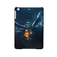 Owl And Fire Ball Ipad Mini 2 Hardshell Cases