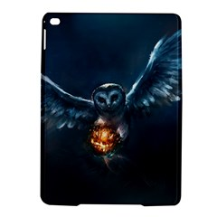 Owl And Fire Ball Ipad Air 2 Hardshell Cases