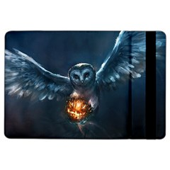 Owl And Fire Ball Ipad Air 2 Flip