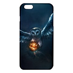 Owl And Fire Ball Iphone 6 Plus/6s Plus Tpu Case