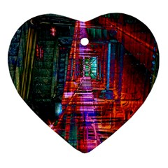 City Photography And Art Ornament (heart)