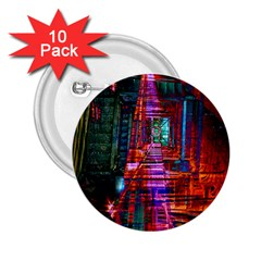 City Photography And Art 2.25  Buttons (10 pack)